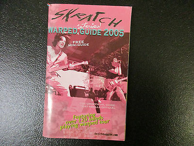 Skratch Warped Interview Guide 2005  All American Rejects,Atreyu,Plain White Ts