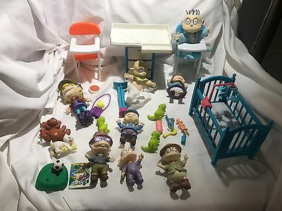 RUGRATS  toy lot