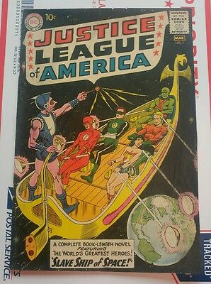Justice League of America #3, VG+