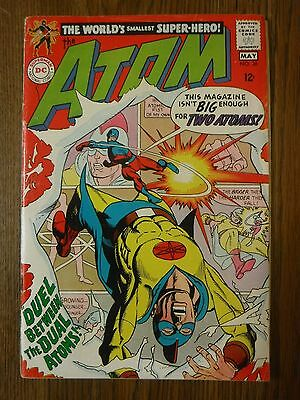 The Atom 36 GD+ App Golden Age Atom (Earth-Two) Silver Age DC Comics