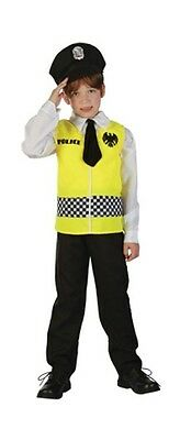Sweida's Kids Traffic Police Book Week Costume Dress Up Party - Small