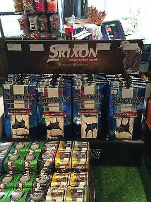 Srixon All Weather Glove, Mens Left Hand (For A Right Handed Golfer) All Sizes