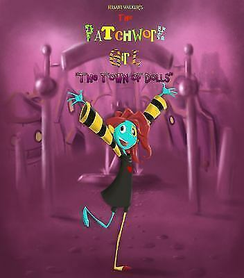 The Patchwork Girl: The Town of Dolls (Hardback or Cased Book)