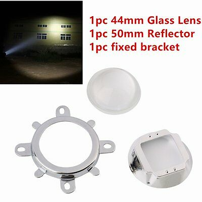 Best 44mm Lens high power SMD LED bulb DIY watt Reflector 30W 50W 100W ~WS