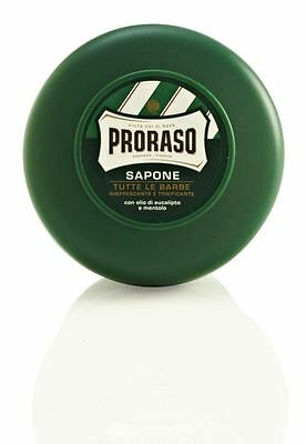Proraso NEW Shaving Soap Pot Menthol & Eucalyptus - 150ml