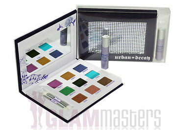 Urban Decay DELUXE Make Up Palette 9 Eyeshadow with Primer Potion 100% Authentic