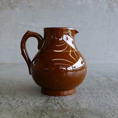 Vintage Gibsons England Cream or Milk Jug Burslem Stoke-on-Trent England 1940s