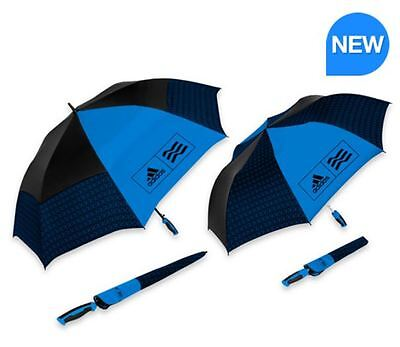 Adidas Golf Umbrella - 2 Pack, Blue or White Absolute Bargain