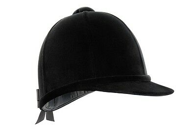 Charles Owen Beagler Hat - Velvet Classic - RRP £103.20 - Black or Navy - *SALE*