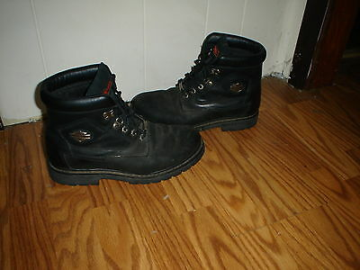 Harley Davidson 91005 men's size 11 boots shoes..L@@K