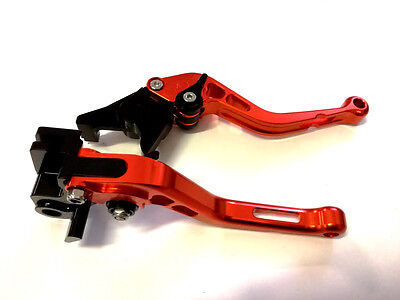 Leviers levier lever court Frein Embrayage MV Agusta Brutale 910R 2006 2007 2008