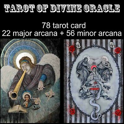 Tarot desk minor major arcana rare collection signed certified limited edition