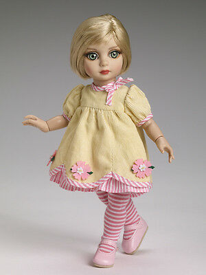 "Tonner Effanbee Patsy Pink Peppermint Patsy 10"" Doll"