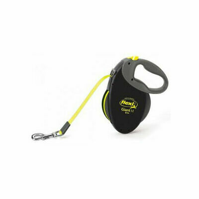 Flexi Giant Neon Tape Retractable/Extendable Dog Lead - Accessories - Dog - Lead