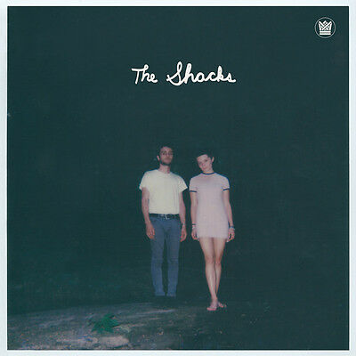 "The Shacks ‎– The Shacks EP 10"" NEW Sealed Big Crown Record Vinyl"