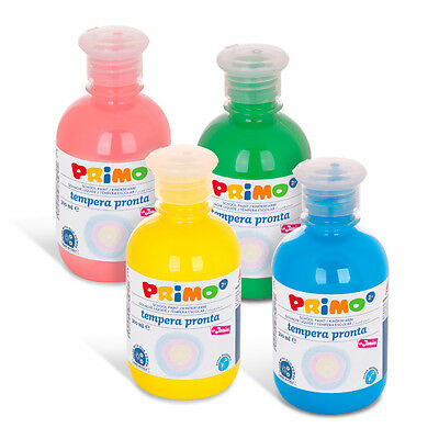 tempera junior - tempera pronta bambini, 300ml, morocolor, primo
