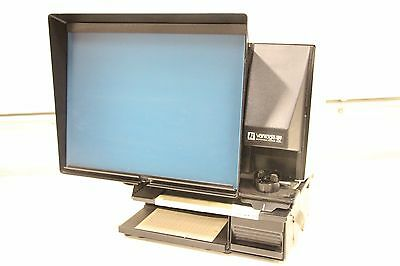 Realist Vantage Microform Reader Article Image Newspaper Enlarger 3352 + Free SH