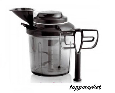 TUPPERWARE EXTRA CHEF Chopper The Best OFFER see movie