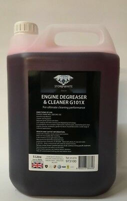 Engine Degreaser Spray Cleaner Car Grease Dirt Remover 5 Litre HEAVY DUTY OFFER