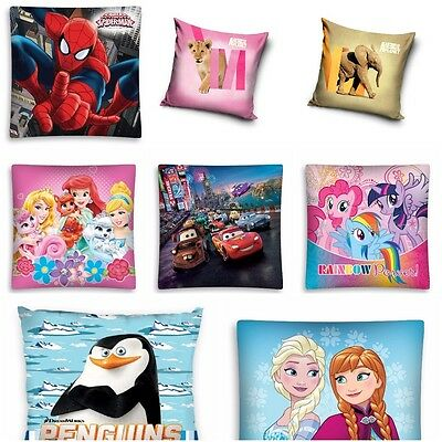 KIds Characters Heroes Pillow Case Cushion Cover Home Decor
