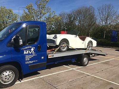Classic Car/ Vintage Vehicle Transport Collection And Delivery Service