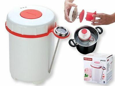 TESCOMA Ham maker with thermometer and recipes Brand New