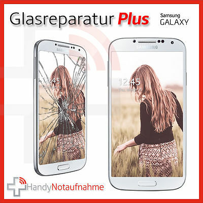 Samsung Galaxy S5 + S5 Mini Touch Display Front Glas GLASBRUCH Reparatur