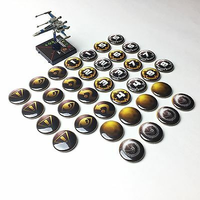 X-Wing ReBirth Style Tokens