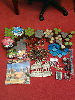 HeroScape Lot ~ Master Set Expansions