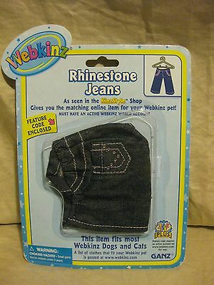 WeBkiNZ Rhinestone Jeans New with Sealed Code in Package RARE