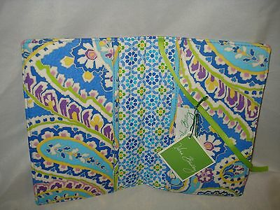 Vera Bradley *capri Blue * Paperback Book Cover Brand New With Tag Rare Sale!