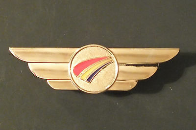 Vintage Canadian Airlines Stewardess Wings Full size