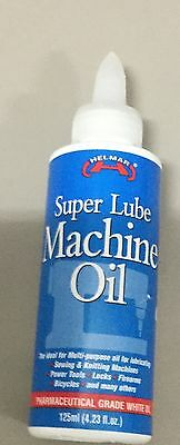 Helmar Machine Oil 125ML BOTTLE