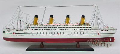"His Majesty's Hospital Ship Britannic 32"" Model Cruise Ship NEW"