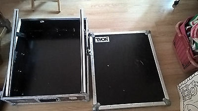 Thon's Transport rack for digital mixing console type 01v/96