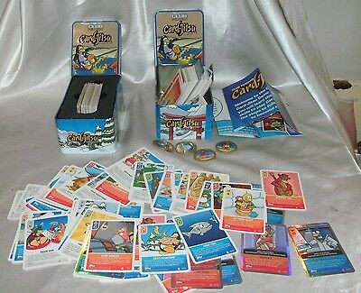 Club Penguin Card Jitsu Trading Cards With Game Instructions