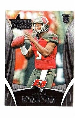 2015 Rookies & Stars, Buccaneers, Team Set !! 6 Cards !! Jameis Winston !!