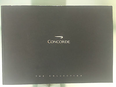 """British Airways Concorde mail order catalogue """"the collection"""" from August 2003"""