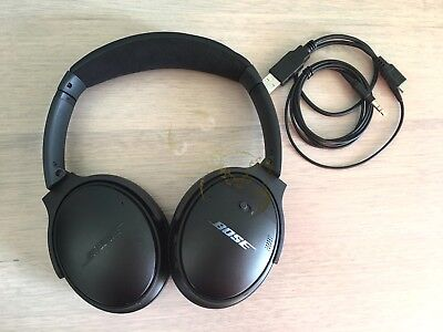 Bose QuietComfort QC 35 QC35 Wireless Noise Cancelling Headphone