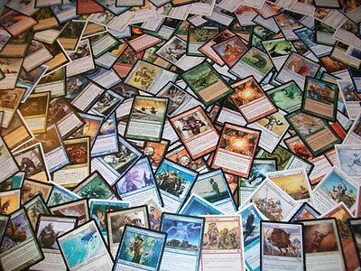 Mtg - Magic The Gathering - Pack +400 Cartas - Comunes E Infrecuentes Raras