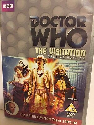 Doctor Who Classic Series - Dvd - The Visitation - Special Edition