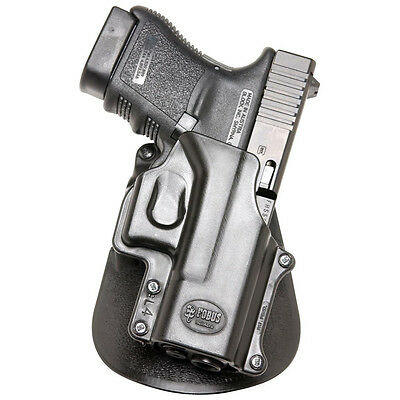 Fobus GL-4 Gürtel Holster Halfter Glock 29/30/39/21SF/30SF/30S Smith&Wesson 99