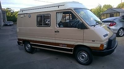 Renault Traffic Camper Motorhome Classic £4995Ono May Px Swap Within Ebay Rules