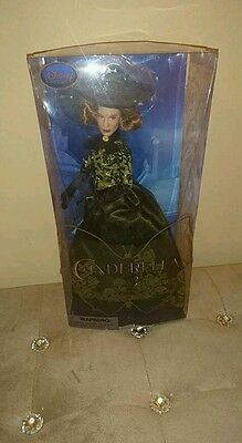 Cinderella Step Mother Live Action Doll Cate Blanchett