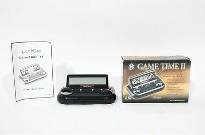 NEW Excalibur Game Time II  Chess Scrabble Gaming Digital Clock 750GT-2