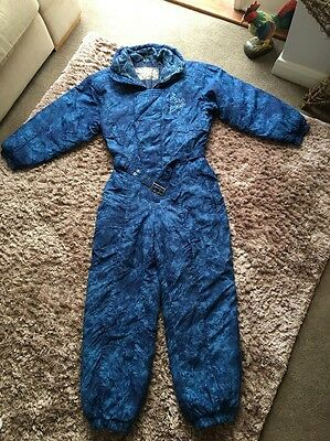 SKISS Ski Snow Suit Size 46