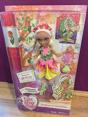 Ever After High Nina Thumbell Doll Brand New
