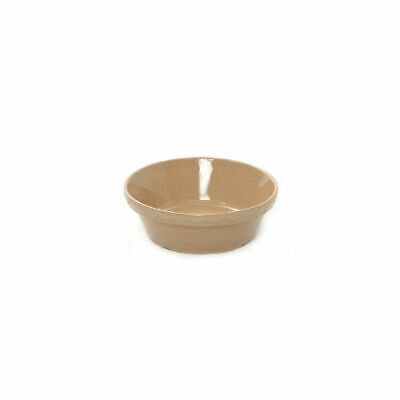 Round Cane Baking Dish - Accessories - Dog & Cat Bowls - Ceramic Bowls