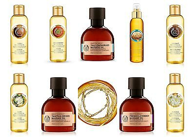 Body Shop | FACE/BODY/MASSAGE OILS | Spa Of The World™ | Beautifying Nourishing