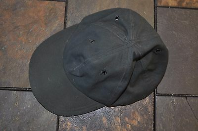 Vintage 1984 UK British Police Baseball Cap Hat Size Men's Large